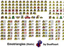 Emotriangles DuoPixart Static