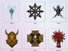 Warhammer Online Icons