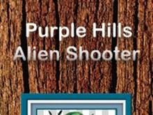 Game #2 -- Purple Hills - Alien Shooter
