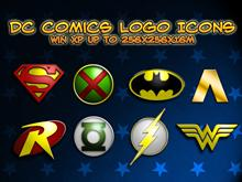 DC Comics Logos