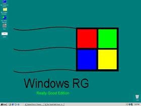 Windows RG (really good) edition