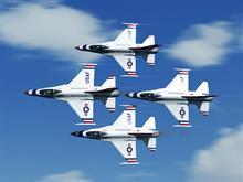 Thunderbirds Standard