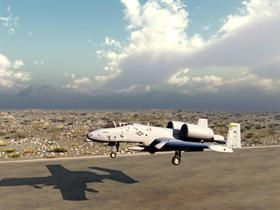 USAF A10-A Thunderbolt II Standard