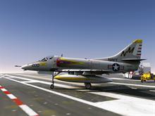 USN A4 Skyhawk Standard