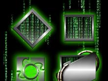 Matrix Icon Templates