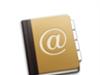 Adress Book OS X