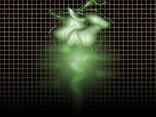 Traped Green