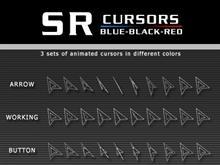 SR Cursors