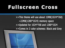 Fullscreen Cross