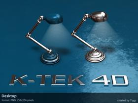 K-TEK 4D Desktop