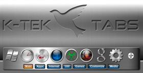 K-TEK tabs