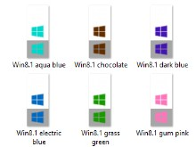 Original Win8 Colors