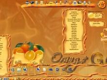 Ostentatious orange
