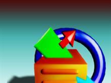 animated WinISO icon