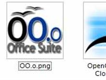 OpenOffice PNG Icons 128px