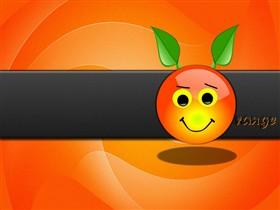I am Orange