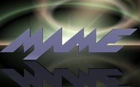 MAME logo - Headlights