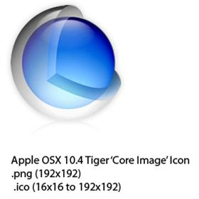 Apple OSX Tiger's