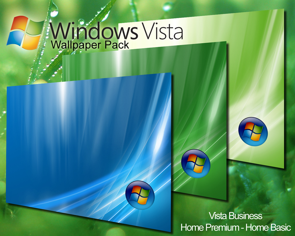 vista wallpaper. Vista Suite Wallpaper Pack
