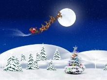 Christmas Santa Magic LV