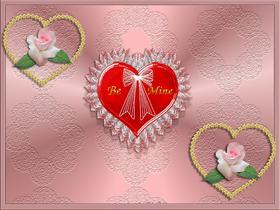 Fancy Hearts