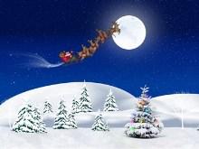 Christmas Santa Magic