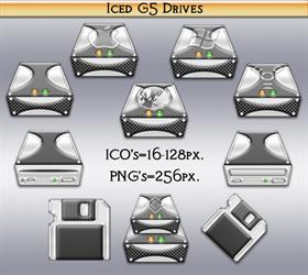Iced G5 Drives