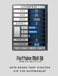 Fluffskin MkII DB