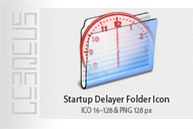 Startup Delayer Folder Icon