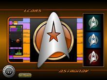 SF-LCARS ASTRONAV
