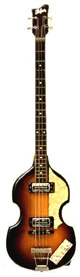 1963 Hofner Bass icon