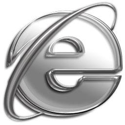 Crystal Chrome IE 7