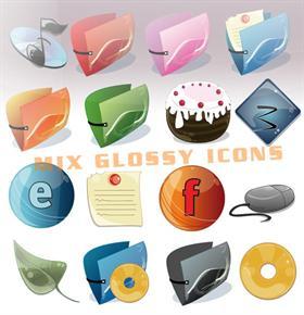 Mix Glossy
