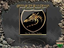 Order Of The Black Dragon (The Sir Zubaz Version)