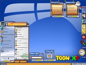 Toon-xp