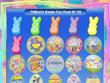TNBrat's Easter Fun Pack 1