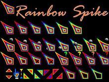 Rainbow Spike