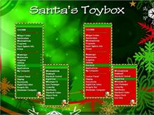 Santa's Toybox RC Pack