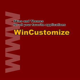 Wincustomize Red