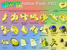 Win3D Fall Addon 03