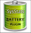 Battery Meter for SysStats 2.0