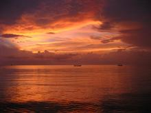 Negril, Jamaica Sunset 2002