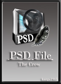 The Crow / PSD File