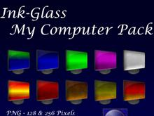 Ink-Glass My Computer Pack