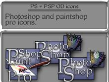 PS and PSP icons