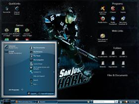 Test WB and IP  Featuring San Jose Sharks