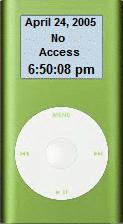 iPod mini - Green