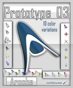 Prototype 03 Color Pack