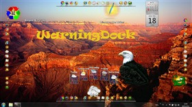 WarningDock