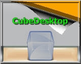 CubeDesktop Animated Icons
